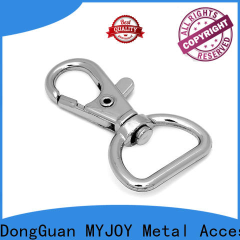 MYJOY New swivel clasps for bags for sale for high-end bag