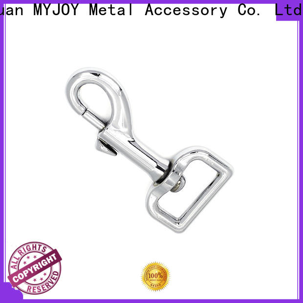 MYJOY snap swivel hooks for bags factory for high-end handbag