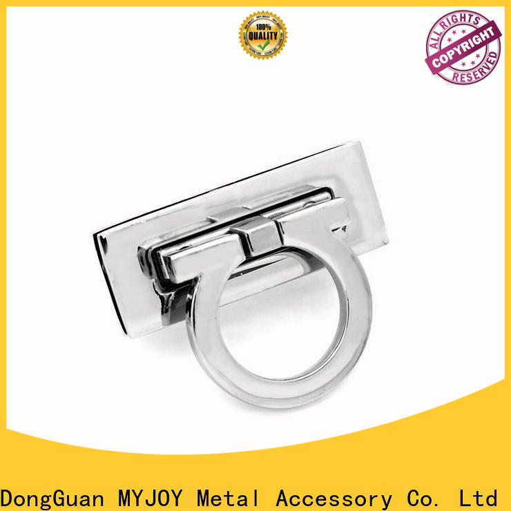MYJOY color bag twist lock company for bags