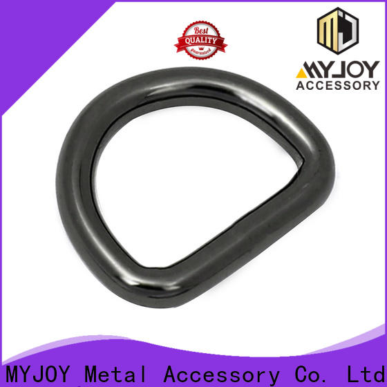 MYJOY open d rings for bags company for bags