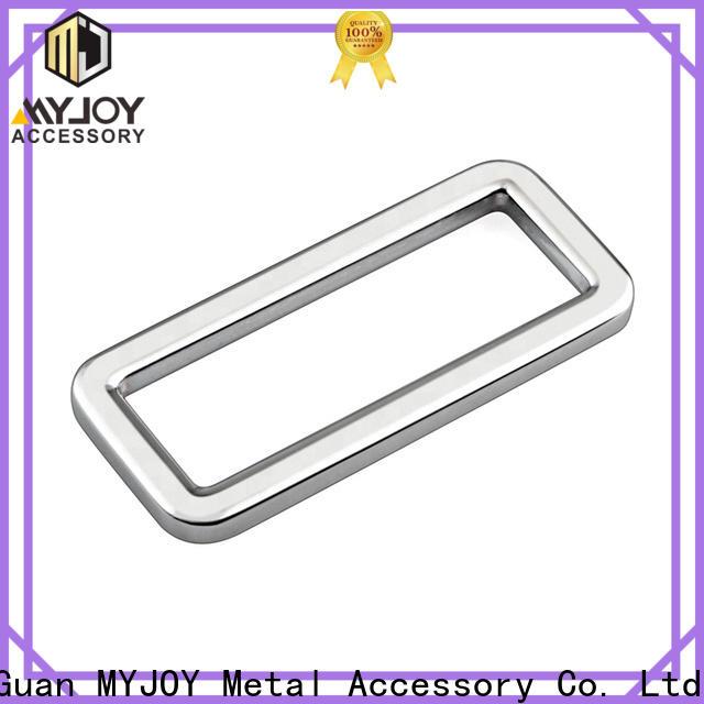 MYJOY Custom bag ring factory supplier