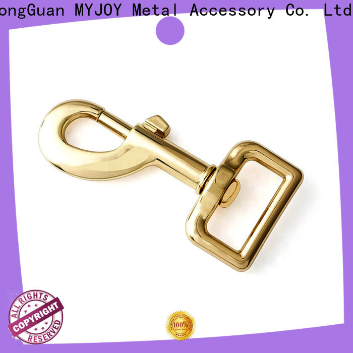 MYJOY metal swivel clips for handbags for business for high-end handbag