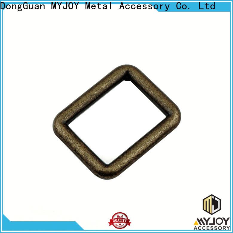 MYJOY handbag ring belt buckle manufacturers for bags