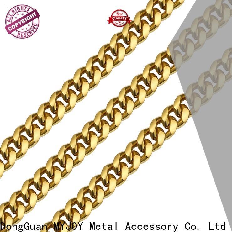 MYJOY Custom bag chain factory for purses