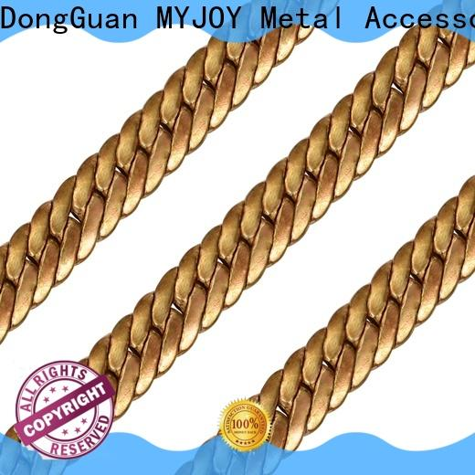 MYJOY gold handbag chain for business for handbag