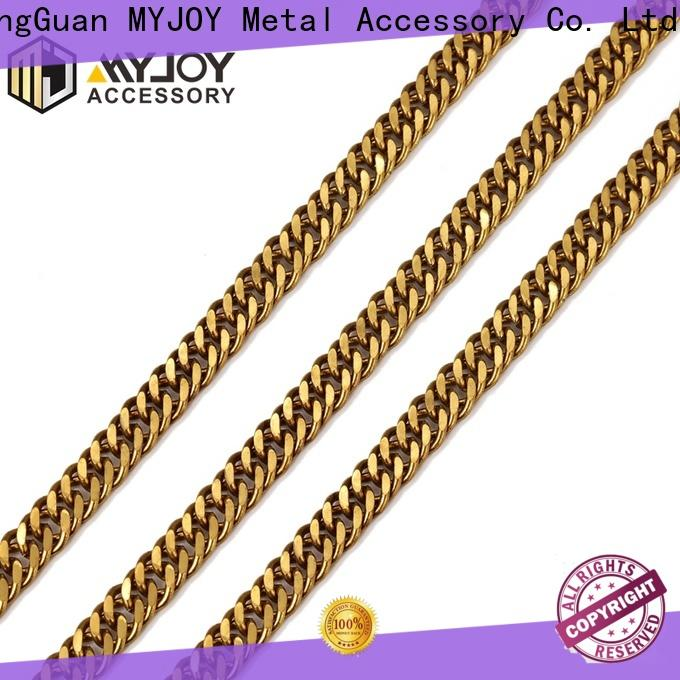 MYJOY highquality chain strap company for purses