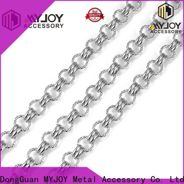 MYJOY gold handbag chain strap Supply for handbag