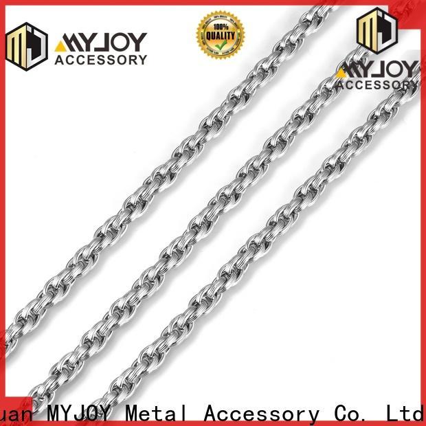 MYJOY Custom bag chain Supply for bags