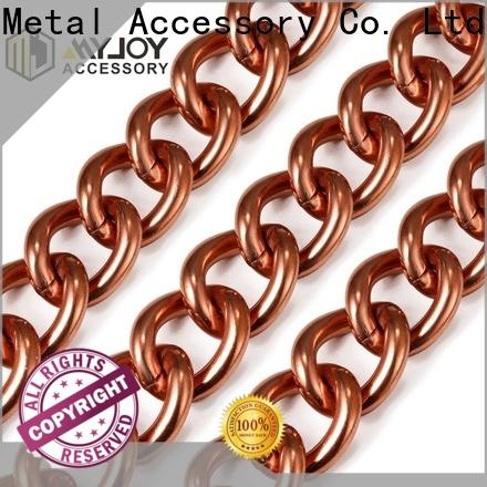Latest chain strap alloy factory for bags