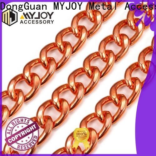 MYJOY Custom handbag chain for business for purses