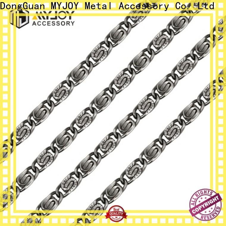 MYJOY 13mm1050mm handbag strap chain company for handbag
