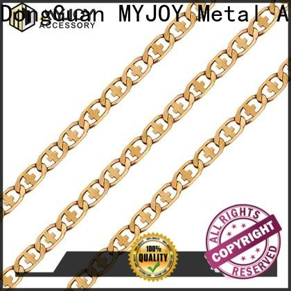 MYJOY High-quality handbag chain manufacturers for handbag