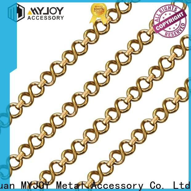 MYJOY Latest handbag chain Suppliers for bags