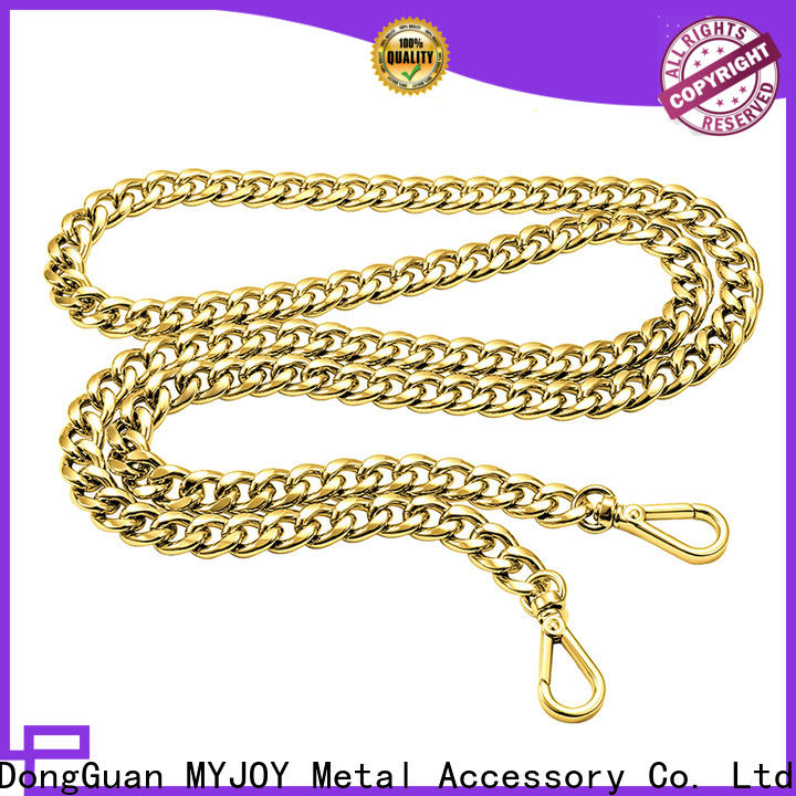 MYJOY highquality purse chain factory for purses