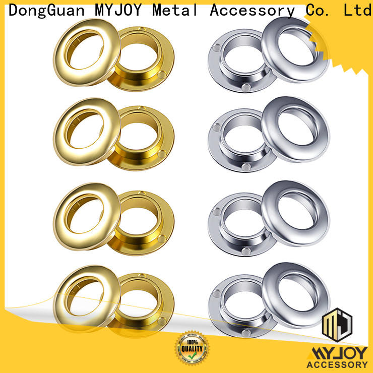 MYJOY Top brass eyelet manufacturers for handbags