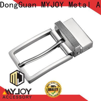 MYJOY Top belt strap buckle Suppliers for belts