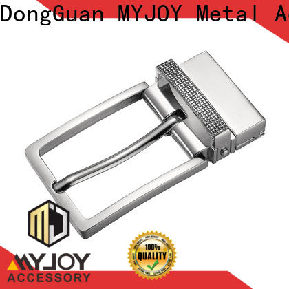 MYJOY Top belt strap buckle Suppliers for belts