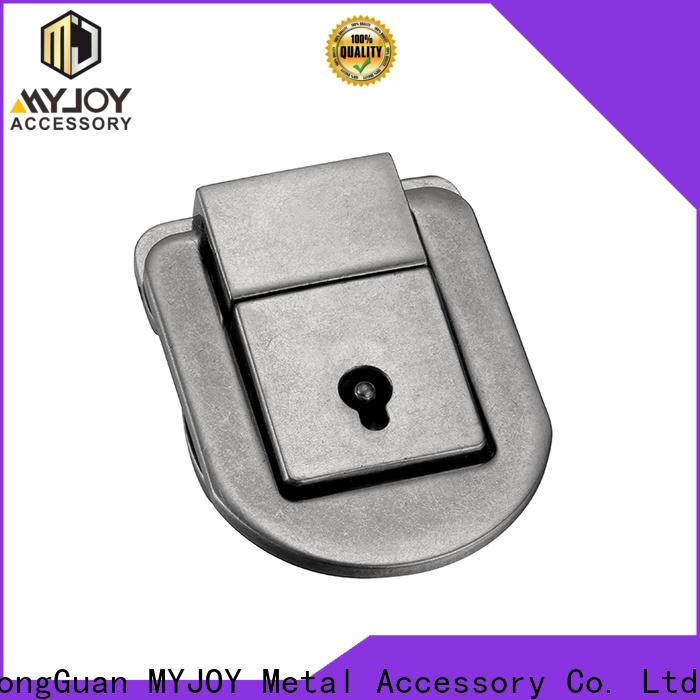 Custom twist turn lock rectangular for sale for purses