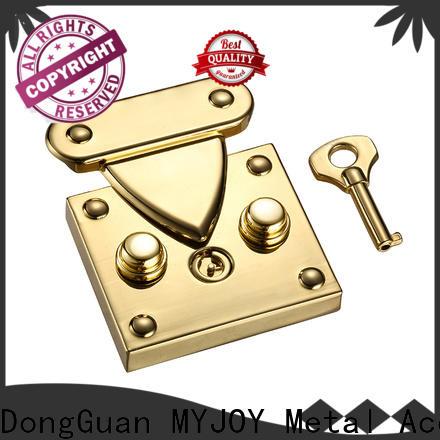 MYJOY snap handbag turn lock company for briefcase