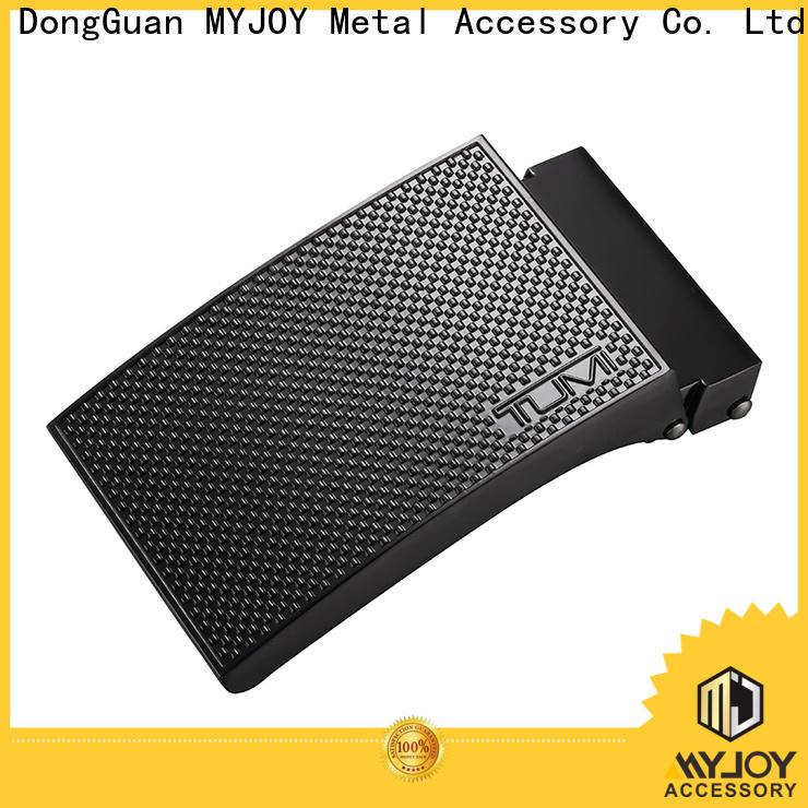 MYJOY arenaceous strap belt buckle manufacturers for men