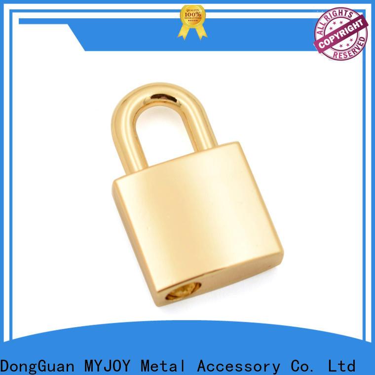 MYJOY Wholesale handbag twist lock Suppliers for briefcase