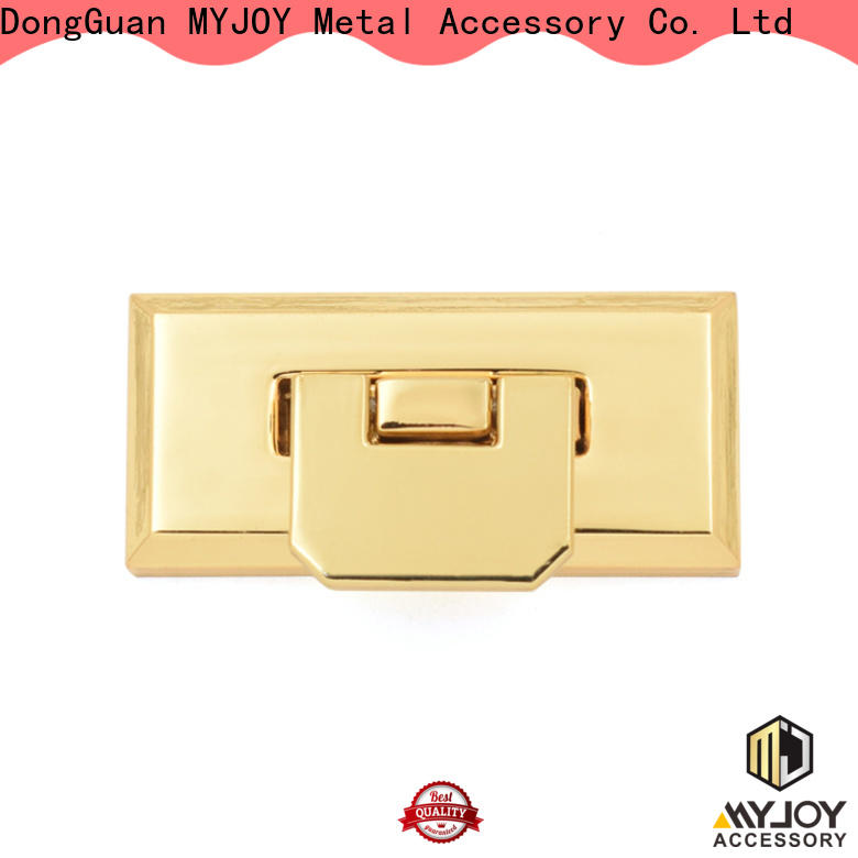 MYJOY High-quality bag twist lock for business for bags