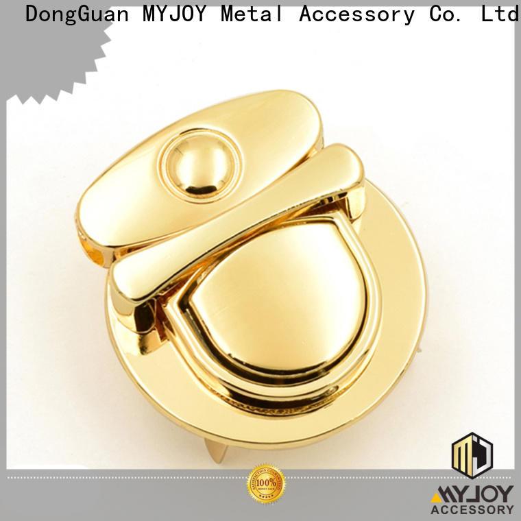 MYJOY High-quality bag twist lock factory for bags