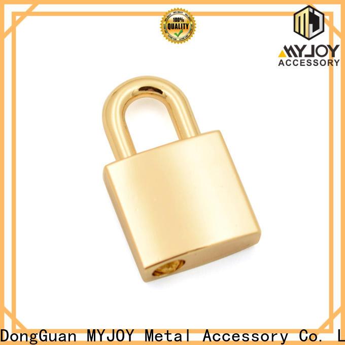 MYJOY color handbag twist lock factory for briefcase