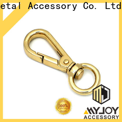 MYJOY New swivel clasps for bags company for high-end bag