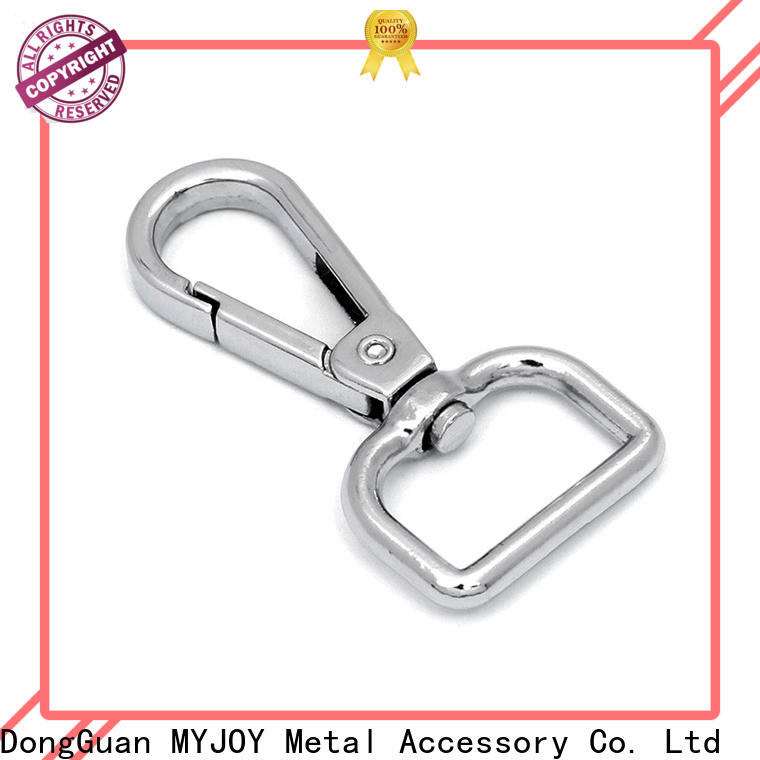 Wholesale swivel clips for handbags turn for business for high-end bag