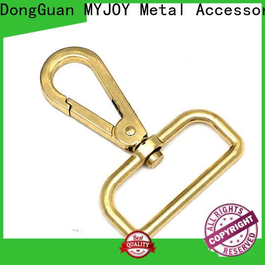 MYJOY turn swivel clips for handbags factory for high-end handbag