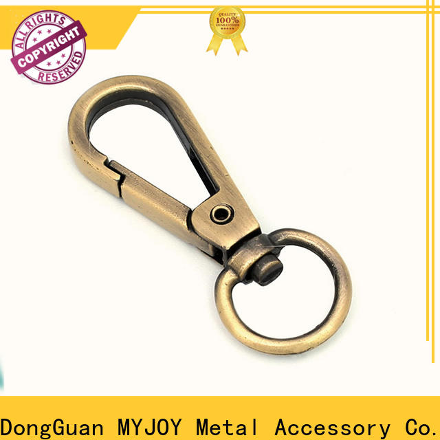 MYJOY Wholesale swivel clasps for bags company for high-end bag