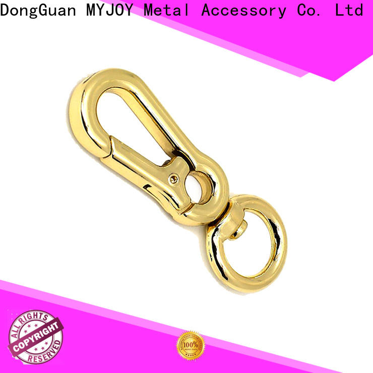 New swivel clasps for bags industrial company for high-end handbag