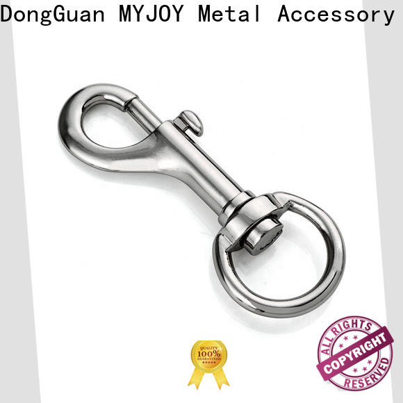 MYJOY ended swivel hooks for handbags Suppliers for high-end bag