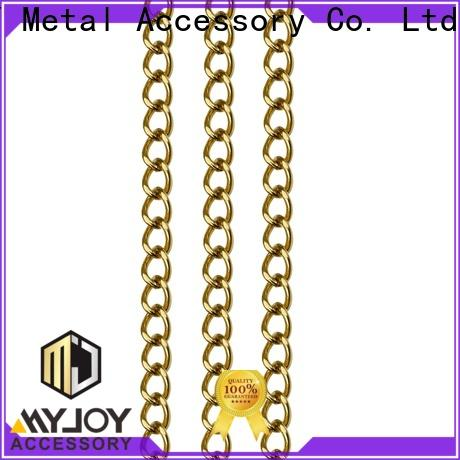 MYJOY 13mm1050mm strap chain manufacturers for purses