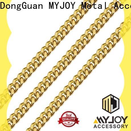 MYJOY vogue handbag chain strap manufacturers for purses