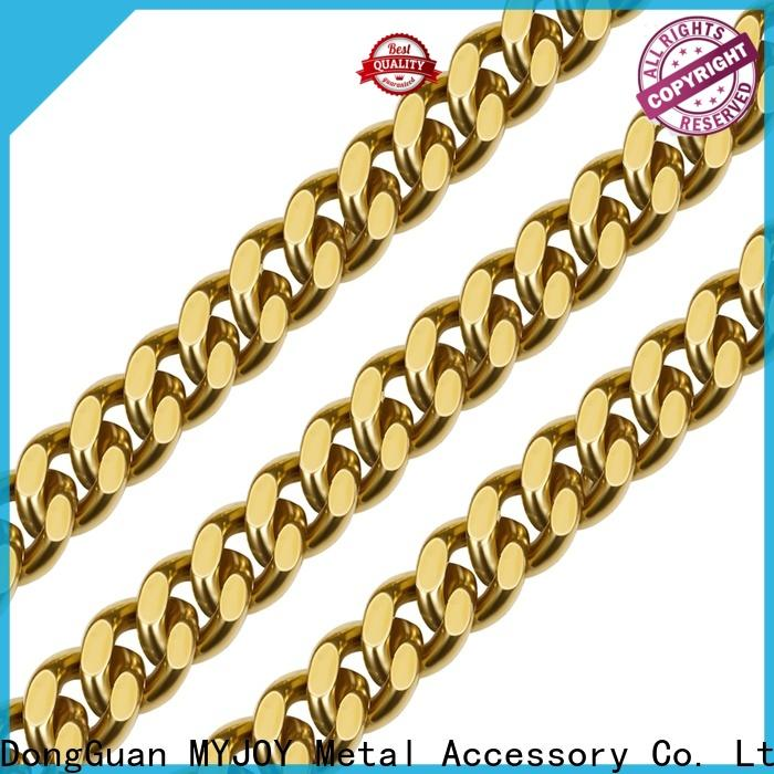MYJOY zinc strap chain factory for handbag