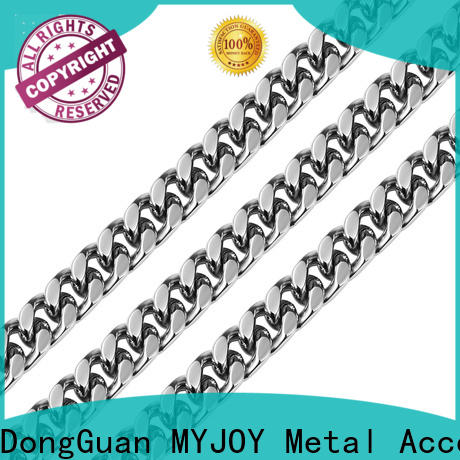 MYJOY color strap chain manufacturers for purses