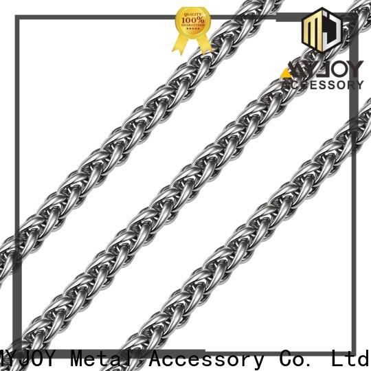MYJOY 13mm1050mm handbag chain strap manufacturers for bags