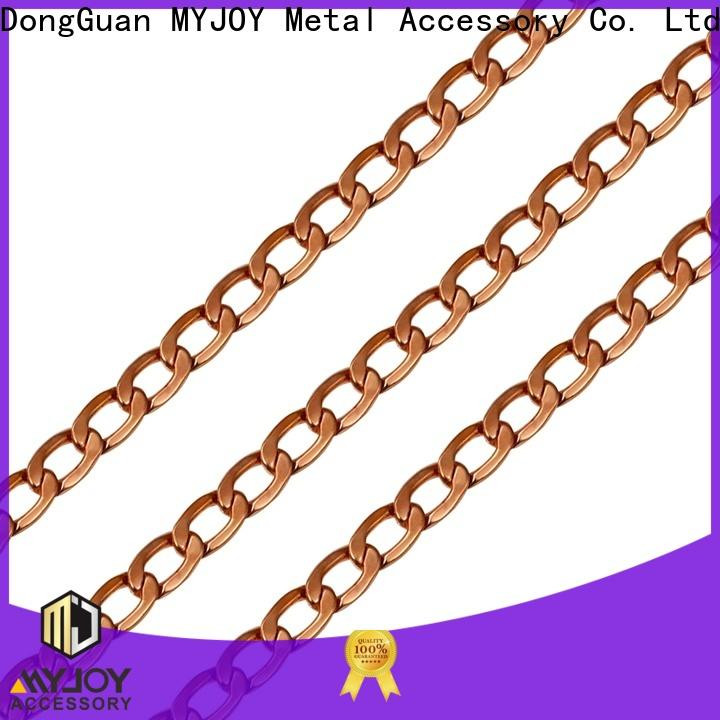 Custom bag chain alloy factory for purses
