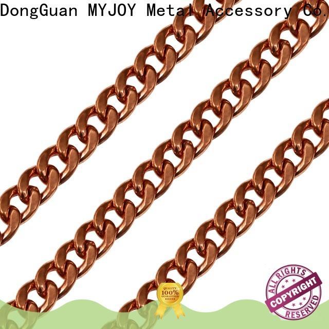 MYJOY chains handbag chain Supply for purses