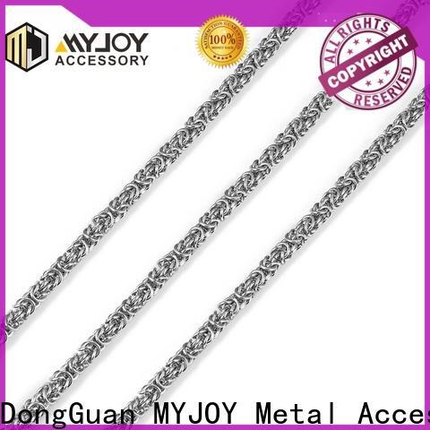 MYJOY alloy handbag chain for sale for purses