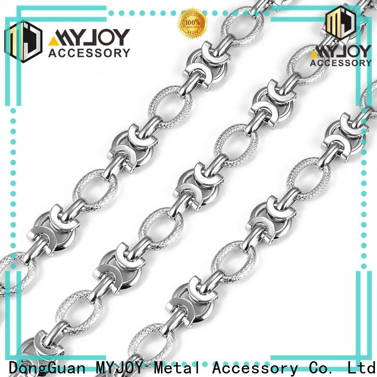 MYJOY color purse chain for sale for bags