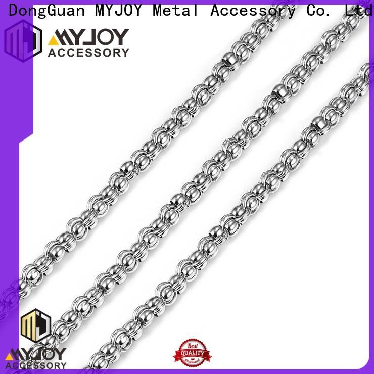 MYJOY Top handbag chain strap manufacturers for handbag