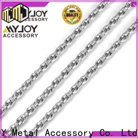 Custom chain strap color factory for purses