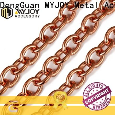 MYJOY Latest handbag chain manufacturers for purses