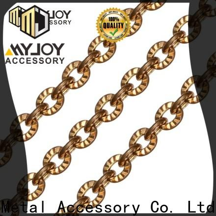 MYJOY color bag chain manufacturers for purses