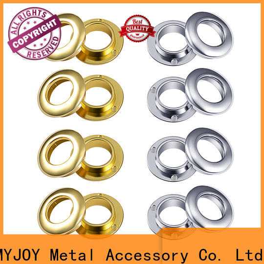 MYJOY gold eyelet grommet manufacturers for handbags