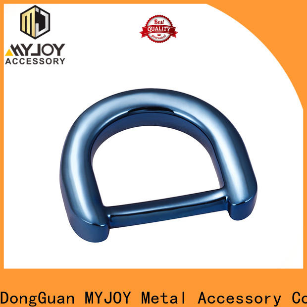 MYJOY Custom ring belt buckle manufacturers for bags