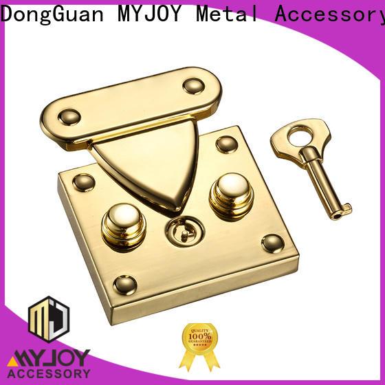 MYJOY highquality handbag twist lock factory for purses